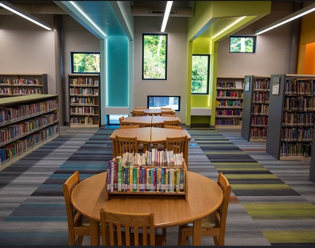 Woodbourne Library Open Living In Centerville Ohio